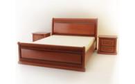 Кровать Милан 60 (Тумба прикроватная Милан 62)