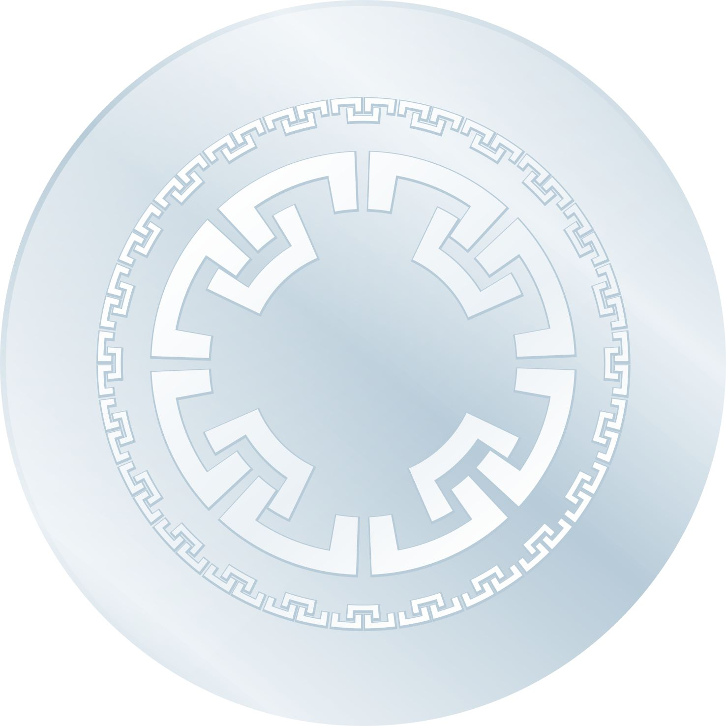 3004 Столик круглый