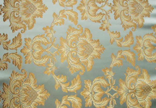 Angelique monogramme bleu luxe