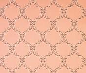 Chateau losange rose
