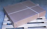 Упаковка столов из массива